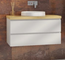 Timberline Ashton Vanity 900mm A90swcrop