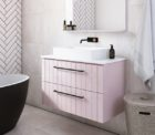Timberline Henley Vanity 900mm He90mw