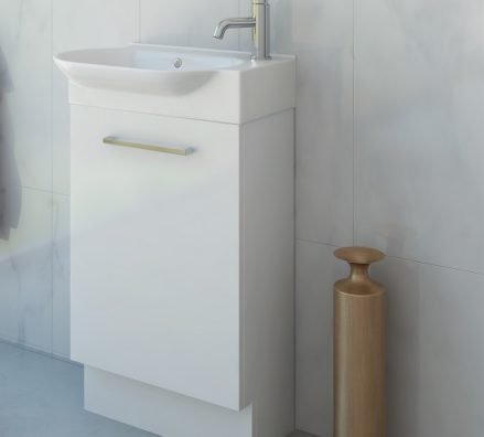 Timberline Lisbon Vanity 570mm L54ef