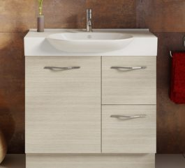 Timberline Lisbon Vanity 850mm L85ef