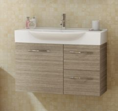 Timberline Lisbon Vanity 850mm L85ew