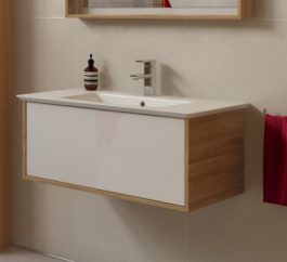 Timberline Santos Vanity 900mm S90wwcrop