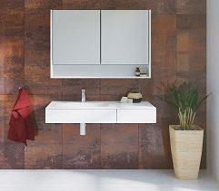 Timberline Splice Vanity 900mm Crop