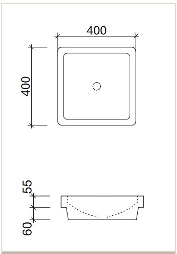 Timberline Modex Basin Specs