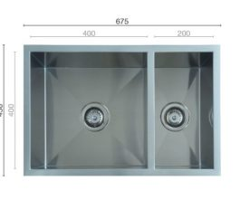 Uptown Uts1.5 Square Sink