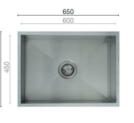 Uptown Uts600 Square Sink