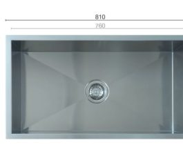 Uptown Uts760 Square Sink
