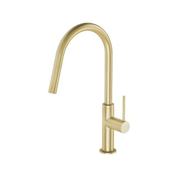 Vivid Slimline Pull Out Sink Mixer 03