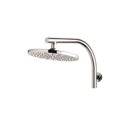 Vivid Shower With Curved Arm 01