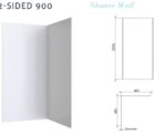 Wall 2 Sided 900 Specs