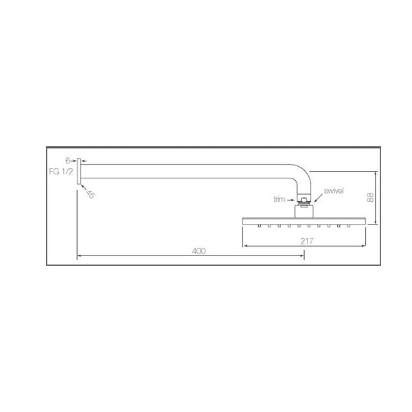 Zeos Shower Wall 06