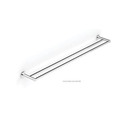Zeos Towel Rail Double 900 01