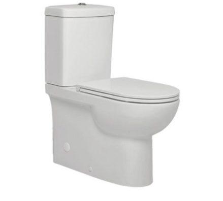 Life Toilet New