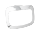Manhattan Towel Ring Wh E 2 Orig