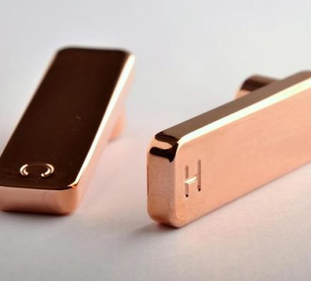 Raw Polished Copper