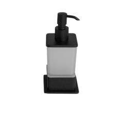 Soho Fs Soap Dispenser Bk E Orig