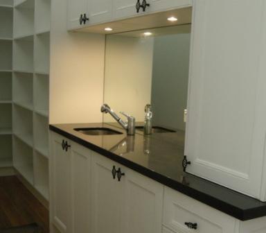 White Bathroom Splashback 4