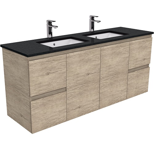 Fienza Sarah Edge Scandi Oak Sb150sd