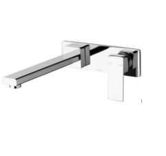 Phoenix Radii Wall Bath Set Mixer 230