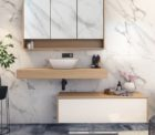Timberline Milan Vanity 1200mm M12nw
