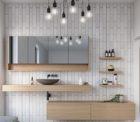 Timberline Milan Vanity 1800mm M18nw
