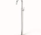 Faucet Pegasim Floor Bath Mixer Curve