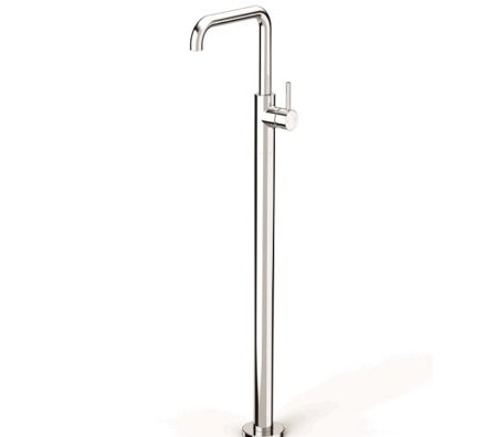 Faucet Pegasim Floor Bath Mixer Square