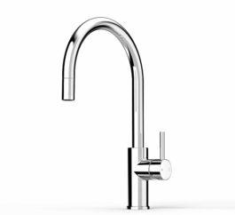 Faucet Pegasim Sink Mixer Curve Pullout
