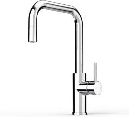 Faucet Pegasim Sink Mixer Square Pullout