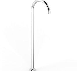 Faucet Pegasi Floor Bath Spout