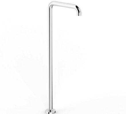 Faucet Zeos Floor Bath Spout