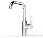 Faucet Zeos Sink Mixer Square 160