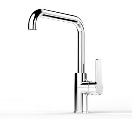 Faucet Zeos Sink Mixer Square 220