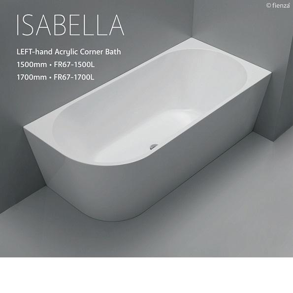 Fienza Isabella Bath Fr67l 2