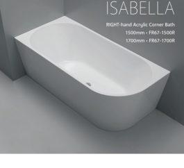 Fienza Isabella Bath Fr67r 2