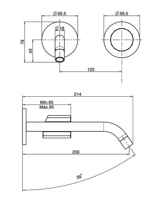Fima Spillo Tech F3051lx8v Spec