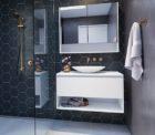Timberline Kansas Vanity 900mm K90mw 2