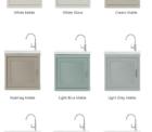 Burnley Colour Options