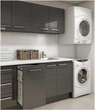 Laundry Kitchen