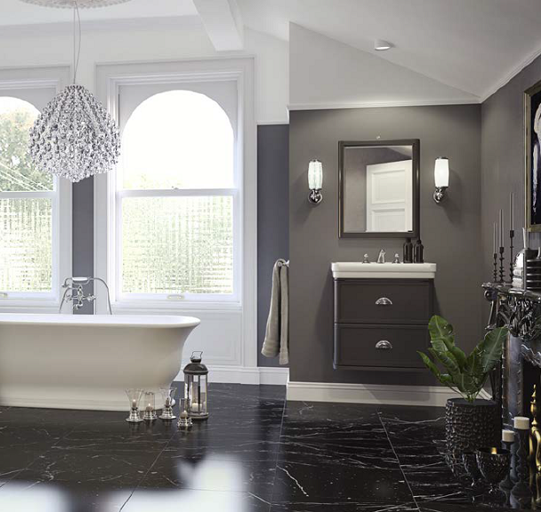 Stafford Wall Hung Vanity