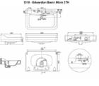 Burrlington Edwardian 13138 13139 Specs