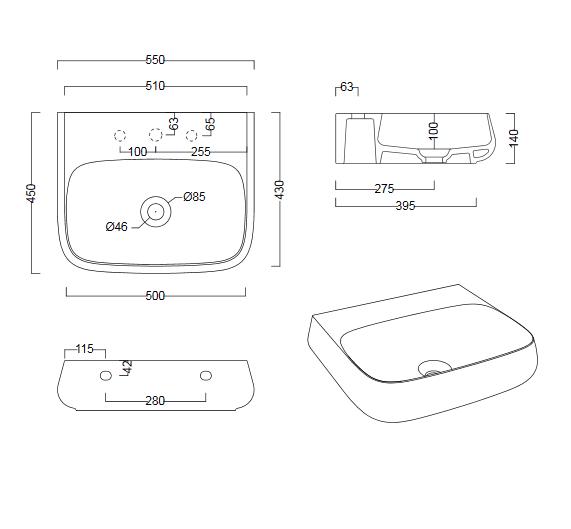 Sb Nur 55 Specs