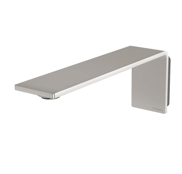 Phoenix Axia Wall Basin Outlet Bn